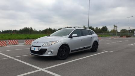 2011 Renault Megane - front-left exterior