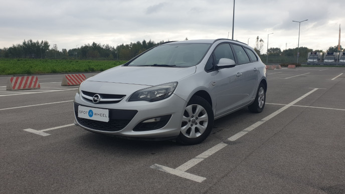2016 Opel Astra - front-left exterior