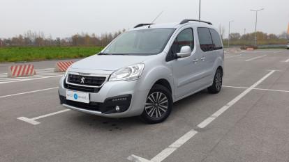 2018 Peugeot Partner Tepee - front-left exterior