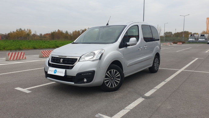 2016 Peugeot Partner Tepee - front-left exterior