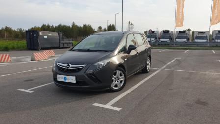 2016 Opel Zafira - front-left exterior