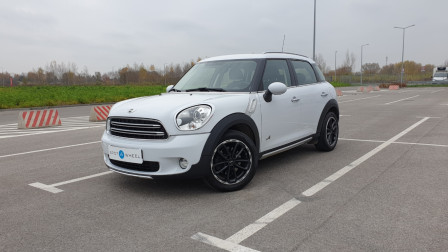 2016 Mini Countryman - front-left