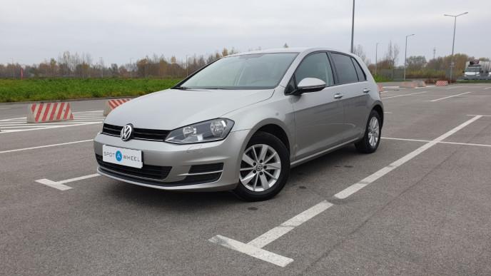 2016 Volkswagen Golf - front-left exterior