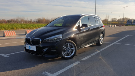 2018 Bmw 220 Gran Tourer - front-left exterior