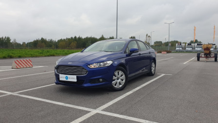 2016 Ford Mondeo - front-left exterior
