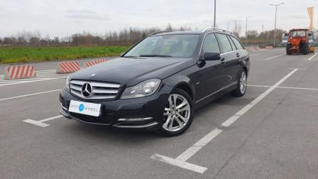 2011 Mercedes-Benz C 180 - front-left