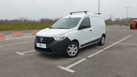 2016 Dacia Dokker - front-left