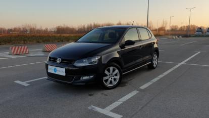 2011 Volkswagen Polo - front-left exterior