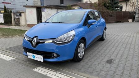 2014 Renault Clio - front-left exterior