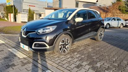 2016 Renault Captur - front-left