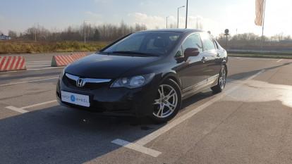 2009 Honda Civic - front-left