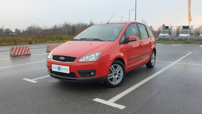 2005 Ford C-Max - front-left exterior