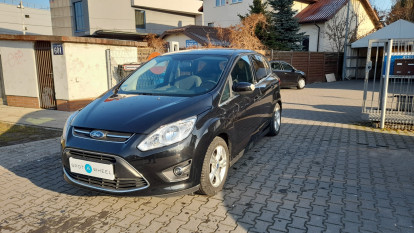 2012 Ford C-Max - front-left exterior