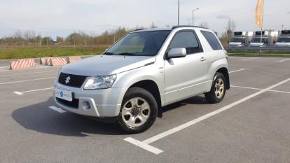 2007 Suzuki Grand Vitara - front-left exterior