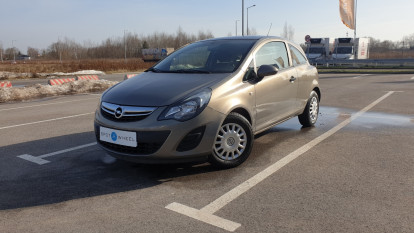 2014 Opel Corsa - front-left