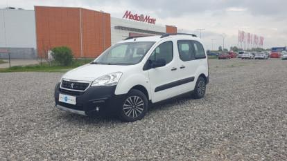 2017 Peugeot Partner - front-left
