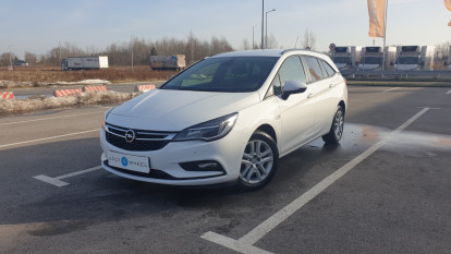 2017 Opel Astra - front-left