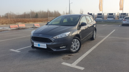 2017 Ford Focus - front-left