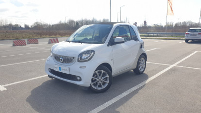 2018 Smart ForTwo - front-left