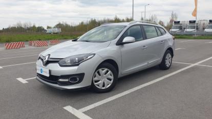2015 Renault Megane - front-left