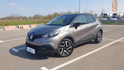 2013 Renault Captur - front-left