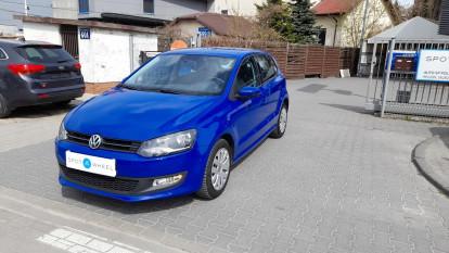 2010 Volkswagen Polo - front-left exterior