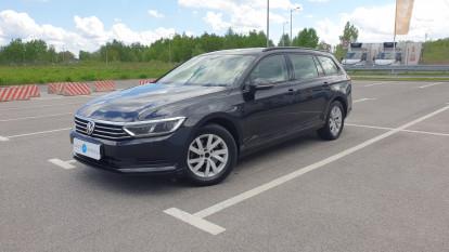 2016 Volkswagen Passat - front-left exterior