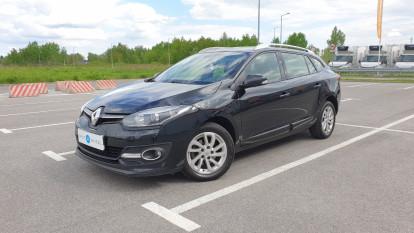 2014 Renault Megane - front-left exterior