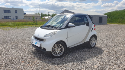 2009 Smart ForTwo - front-left
