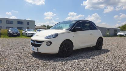 2017 Opel Adam - front-left