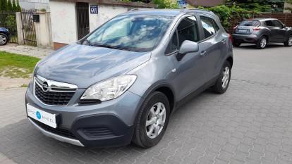 2014 Opel Mokka - front-left exterior