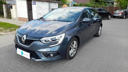 2016 Renault Megane - front-left exterior