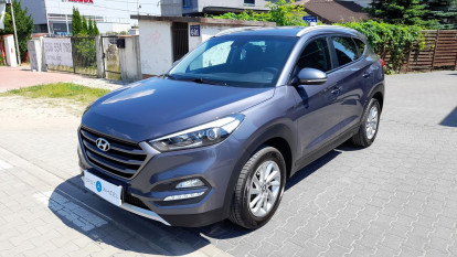 2016 Hyundai Tucson - front-left exterior