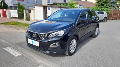2016 Peugeot 3008 - front-left exterior