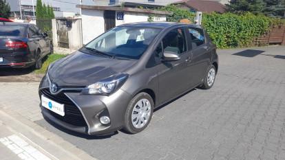 2016 Toyota Yaris - front-left exterior