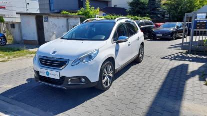2015 Peugeot 2008 - front-left