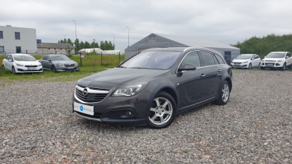 2015 Opel Insignia - front-left