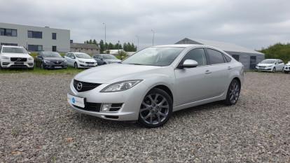 2008 Mazda 6 - front-left exterior