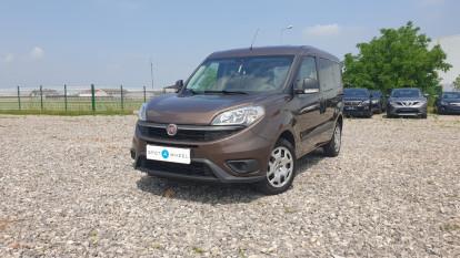 2017 Fiat Doblo - front-left