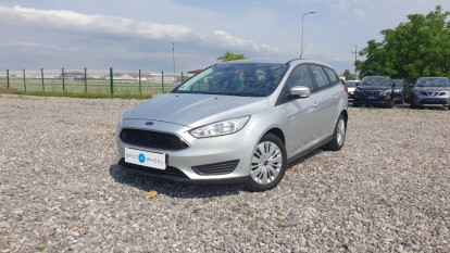 2016 Ford Focus - front-left