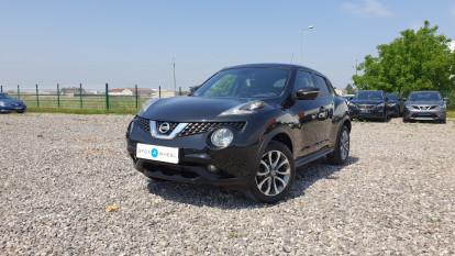 2015 Nissan Juke - front-left