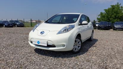 2017 Nissan Leaf - front-left