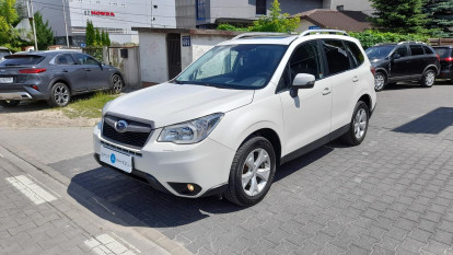 2015 Subaru Forester - front-left