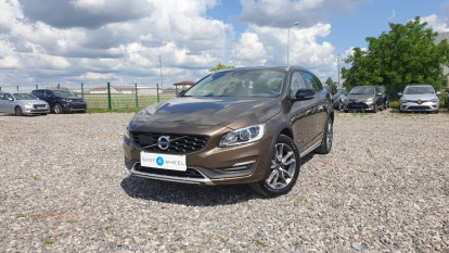 2016 Volvo V60 Cross Country - front-left exterior