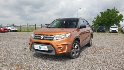 2017 Suzuki Vitara - front-left exterior