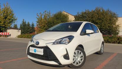 2020 Toyota Yaris - front-left