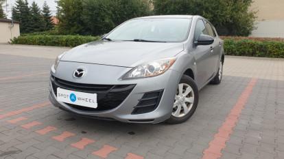 2010 Mazda 3 - front-left