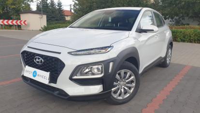 2019 Hyundai Kona - front-left
