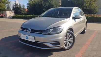 2017 Volkswagen Golf - front-left