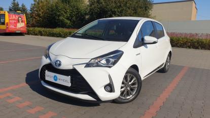 2017 Toyota Yaris - front-left